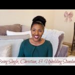 Being Single, Christian, & Upholding Standards