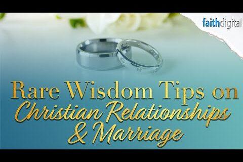 Rare Wisdom Tips on Christian Relationships & Marriage   Dag Heward-Mills