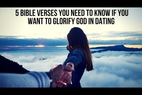 Biblical Dating Advice: What Does the Bible Say About Dating? (5 Important Bible Verses)