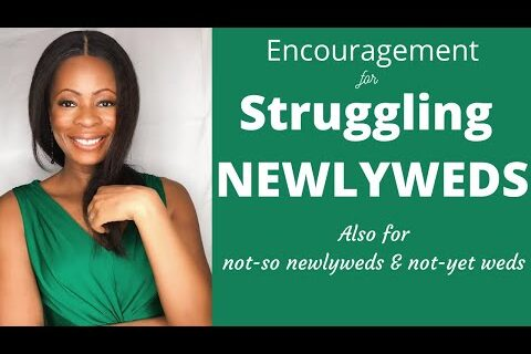 CHRISTIAN NEWLYWED ADVICE FOR STRUGGLING NEWLYWEDS Christian marriage advice christian relationships